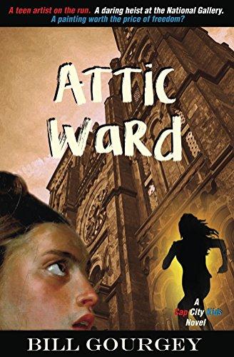 Attic Ward (Cap City Kids Book 2)