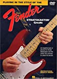 echange, troc Fender Stratocaster [Import anglais]
