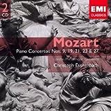モーツァルト:ピアノ協奏曲第9番&第19番&第21番&第23番&第27番
