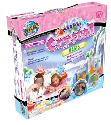 Wild Science Magical Crystal Oasis front-859270