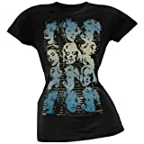Marilyn Monroe - Many Faces Juniors T-Shirt