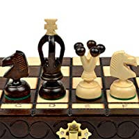"""King's"" European International Chess Set - 11.8"""