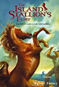 The Island Stallion's Fury (Black Stallion) by Walter Farley cover image