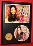 Selena Limited Edition Picture Disc CD Rare Collectible Music Display