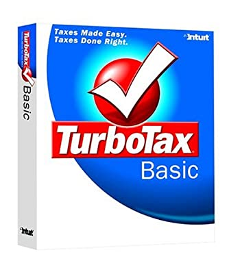 TurboTax Basic 2004 [Old Version]