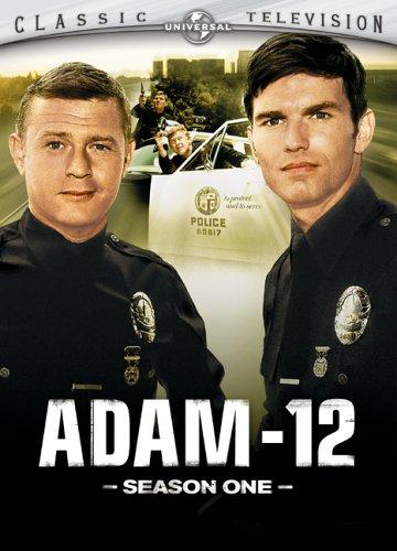 Adam-12: Season One [DVD] [Import]