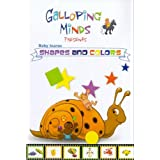 Baby Learns Shapes And Colors [DVD] [2003]by Galloping Minds