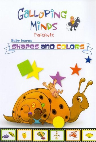 Baby Learns Shapes And Colors [DVD] [2003]