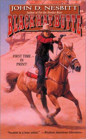 Black Hat Butte, John D. Nesbitt