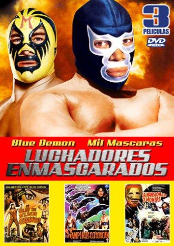 Luchadores Enmascarados