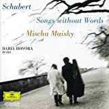 Schubert: Songs without Words