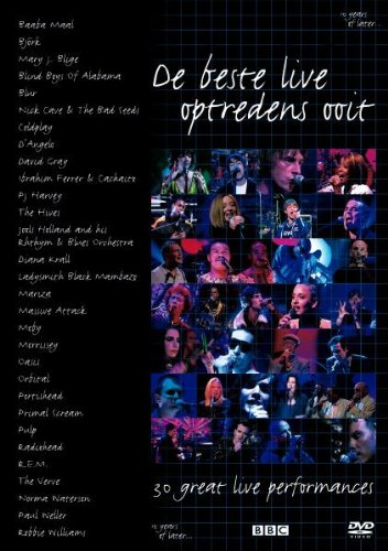 Jools Holland: 10 Years Later [DVD] [2002]