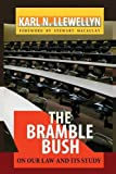img - for The Bramble Bush: On Our Law and Its Study book / textbook / text book
