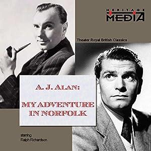 My Adventure in Norfolk Radio/TV Program