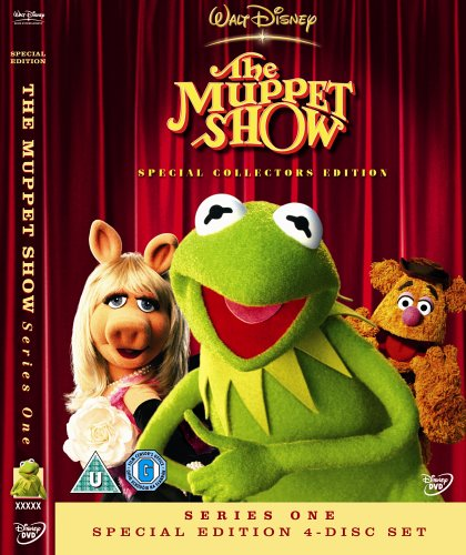 The Muppet Show - Season 1 [DVD] [1976]