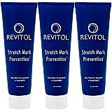 Revitol Stretch Mark Cream-Stretch Mark Removal and Prevention Cream- 3 Tubes