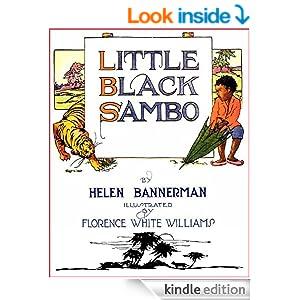 Little Black Sambo: A Children's Picture Book and Story (Illustrated) (Children's Picture Books)