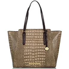 Tori Tote<br>Taupe Sienna