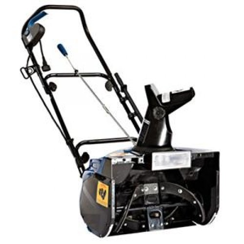 Snow Thrower with Light review