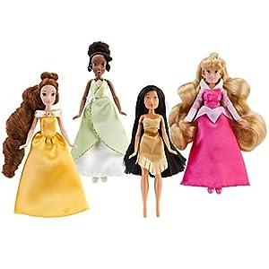 Mini Disney Princess Doll Set #1 - 4-Pc.