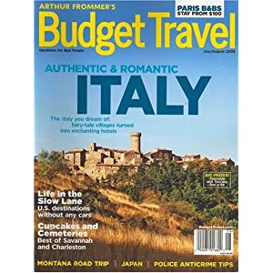 3yrs of Budget Travel Magazine