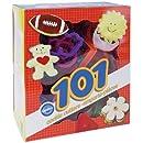 Wilton 2304-1104 101 Piece Cookie Cutter Set