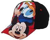 Disney Mickey Mouse Baseball Cap, 3-6 Years
