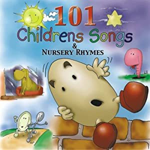 101 childrens songs and nursery rhymes amazon co uk music