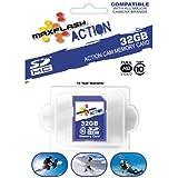 Maxflash 32 GB Action Memory Card