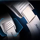 Sades A70 White Breathing Light Changing Light Color Headset Usb Largest 50mm Speaker System Gaming Headset with Dolby 7.1 Technology