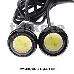 Tufkote LLED-EE3W TufLed LED Eagle Eye Day Time Running Pilot Lamp (3W)