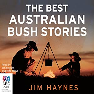 The Best Australian Bush Stories Audiobook