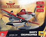 Zvezda Models Disney Planes 2 Fire and Rescue Dusty Crophopper Model Kit