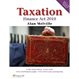 Taxation: Finance Act 2010by Alan Melville