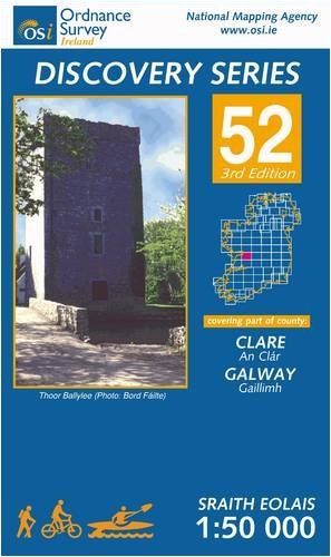 Clare, Galway (Irish Discovery Series)