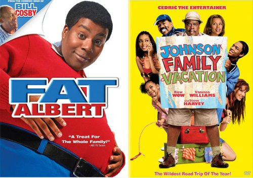 Johnson Family Vacation Cast Amazon com Fat AlbertJohnson