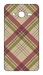Samsung Galaxy Core 2 Hard Case Back Cover - Printed Designer Cover for Samsung Galaxy Core 2 - SGCR2CHKSB119