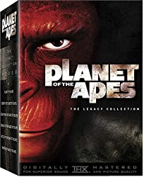 Planet of the Apes: The Legacy Collection (Planet of the Apes / Beneath the / Escape from the / Conquest of the / Battle for the)
