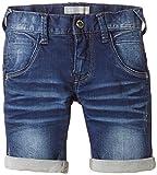 Name It 13110642 - Short para niños, color blau (medium blue denim), talla 8 años/128