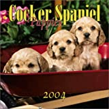 Cocker Spaniel Puppies 2004 Mini Calendar