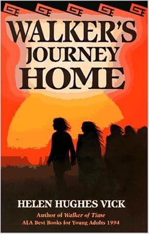 Walker's Journey Home written by Helen Hughes Vick