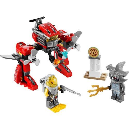 Legos Atlantis photo