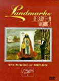 echange, troc Landmarks of Early Film, Vol. 2: The Magic of Melies [Import USA Zone 1]