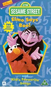 Opening To Sesame Street Elmo Say s Boo 1997 VHS - YouTube