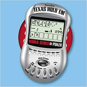 Texas Hold 'Em Electronic Game