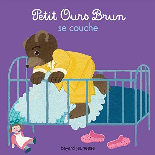Petit ours brun a la piscine daniele bour marie aubinais for Petit ours brun a la piscine