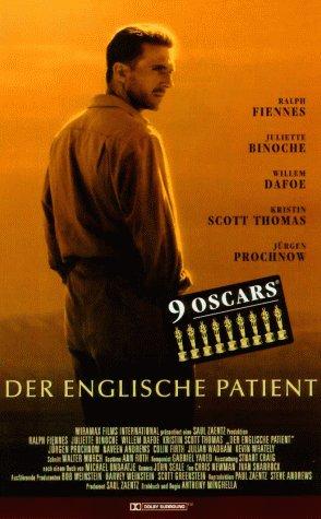 Der englische Patient [VHS]