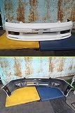 スバル レガシィ BH5用 純正フロントバンパー 白