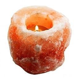 JIC Himalayan Natural Ionic Air Purifier Rock Crystal Salt Lamp #14