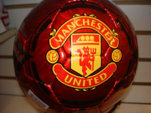 OFFICIAL SOCCER BALL of MANCHESTER UNITED